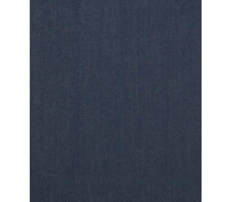 Stretch Denim Jeansblauw