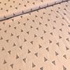 De Stoffenkamer Linen Mix softpink shapes