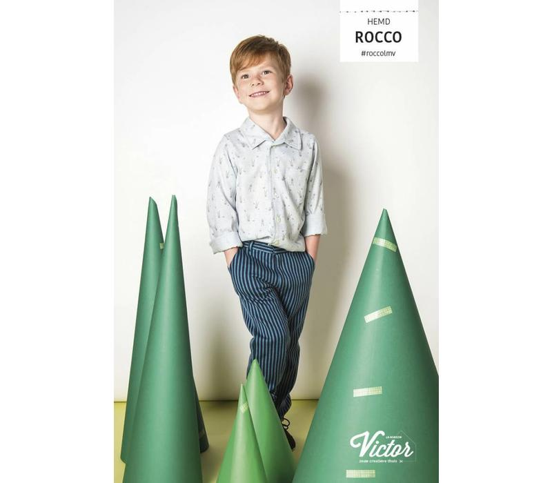 La Maison Victor Rocco Hemd