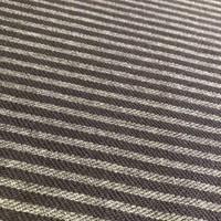 Woven Tricot Blue stripes
