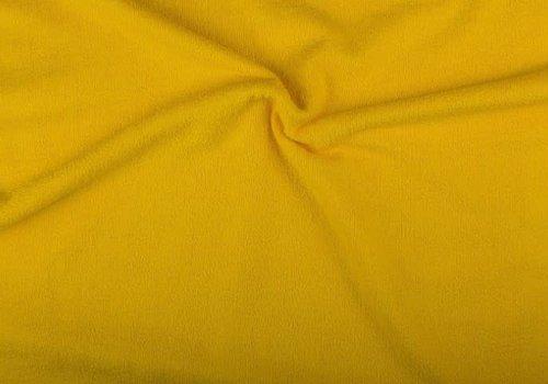 De Stoffenkamer Badstof warm geel