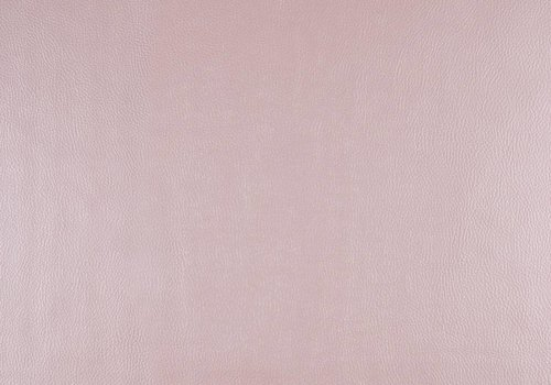 De Stoffenkamer Faux-Leather Soft Pink metallic