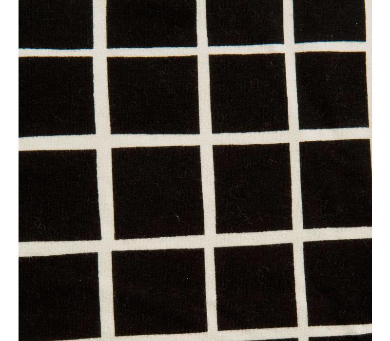 Sweater Grid Black