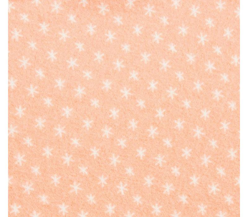 Terry Knit Pink Flakes spons
