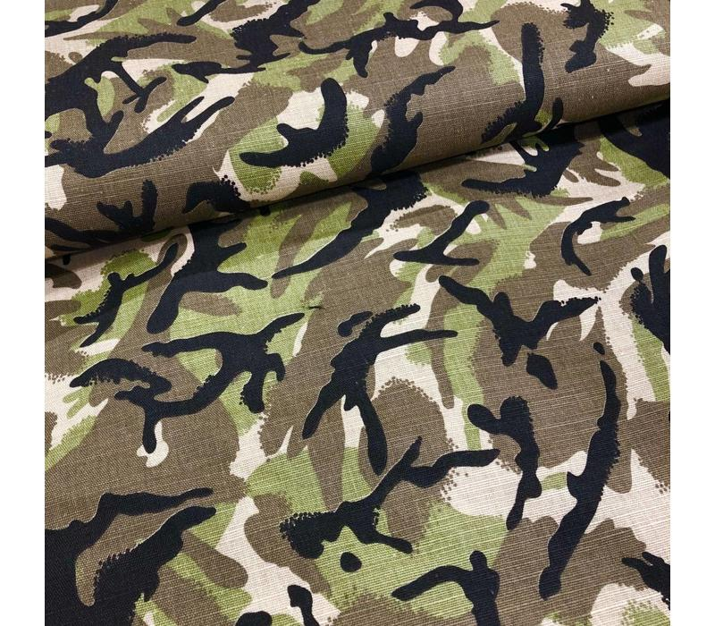 Canvas stretch Camouflage