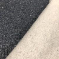 Sweater Melange glitter Blue