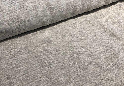 De Stoffenkamer Sweater Melange glitter Grey