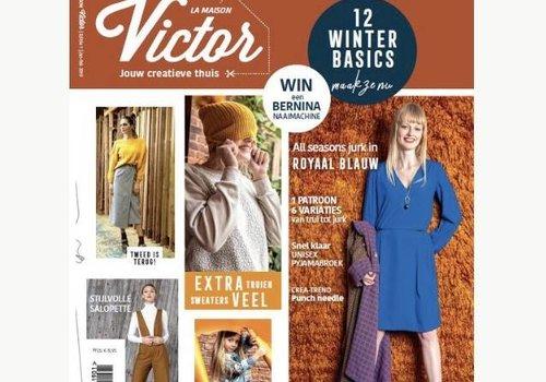 La Maison Victor - editex La Maison Victor Magazine jan-feb '19