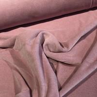 Babyrib Tricot oldpink velvet