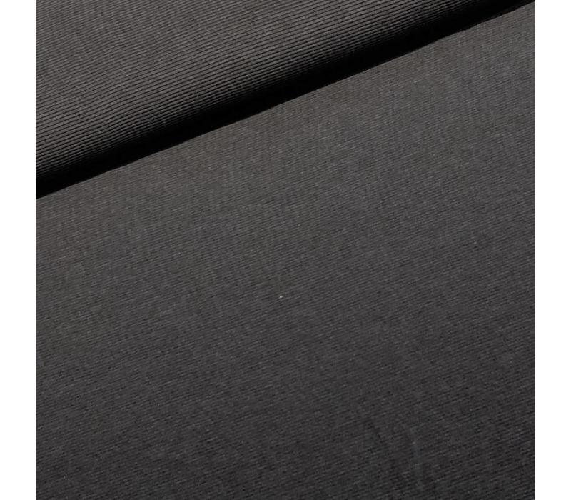 Tricot relief lines navy
