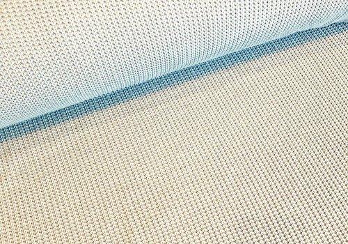 De Stoffenkamer Knitted ecru cotton