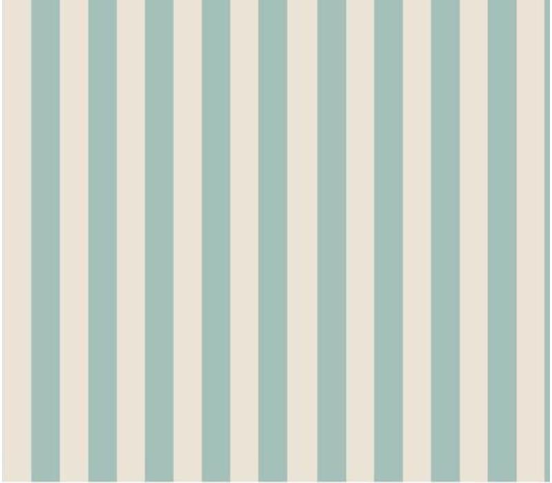 Vertical dusty mint - creme