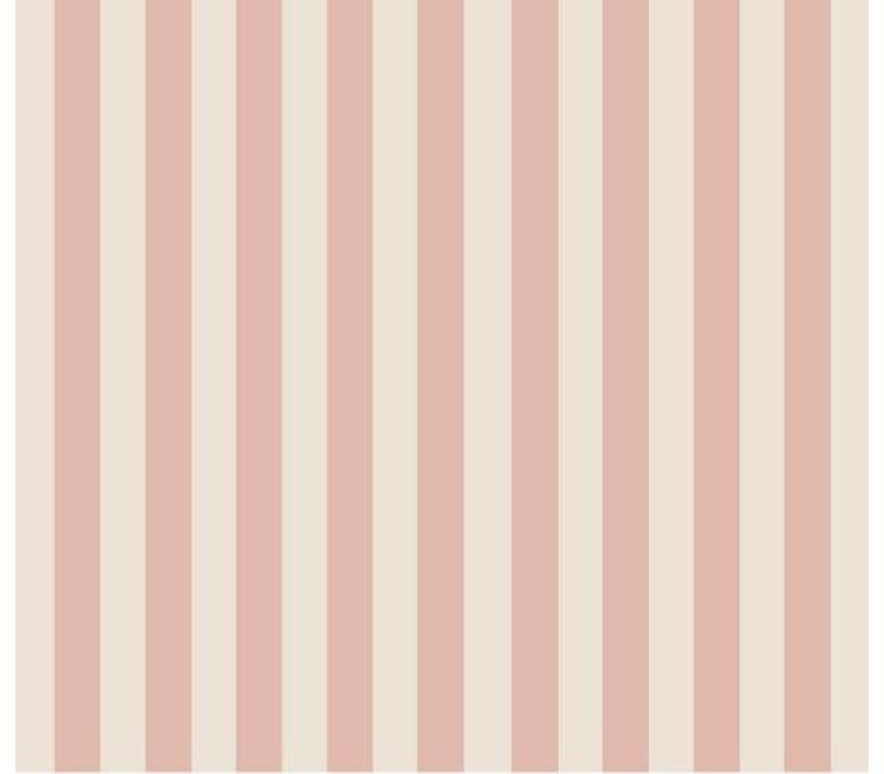 Vertical dusty pink - creme