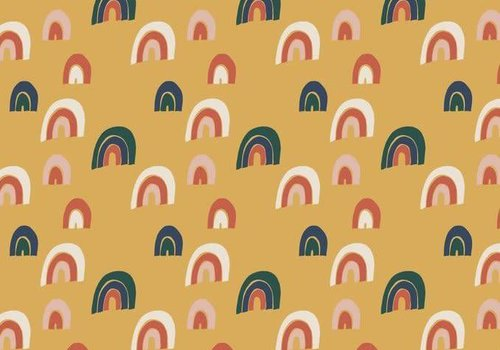Elvelyckan Rainbow - gold