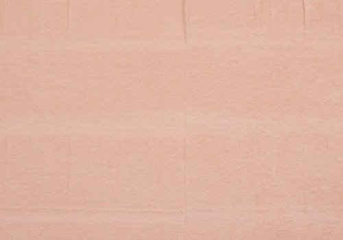De Stoffenkamer Rekbare badstof - spons perzikroze