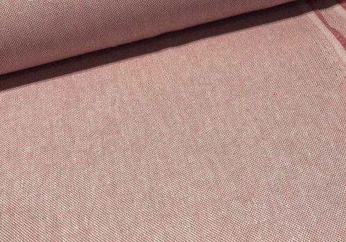 De Stoffenkamer Canvas geweven peach 280cm