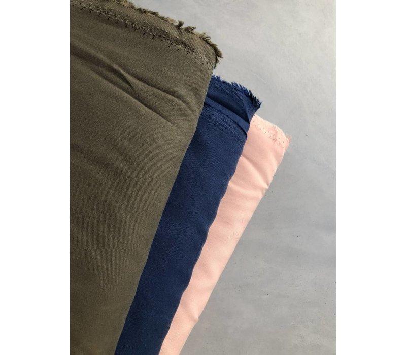 Tencel lyocell khaki