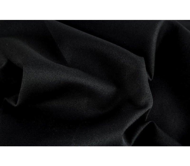 Geweven Canvas Zwart