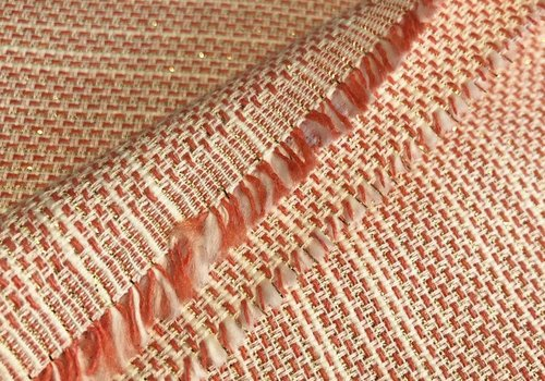 Soft Boucle coral gold