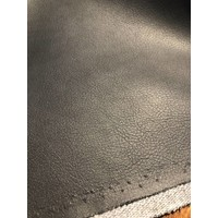 Faux-Leather Antraciet