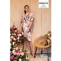 Viscose Annalise dress LMV '19