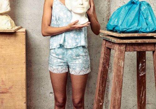 La Maison Victor - editex Viscose Prue Shorts LMV '19
