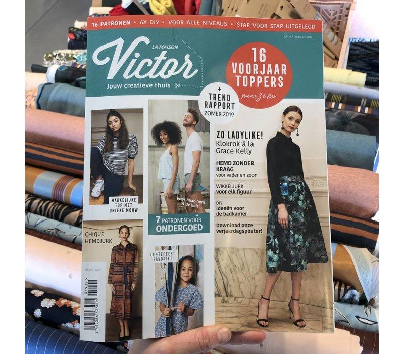 La Maison Victor Magazine maa-apr '19