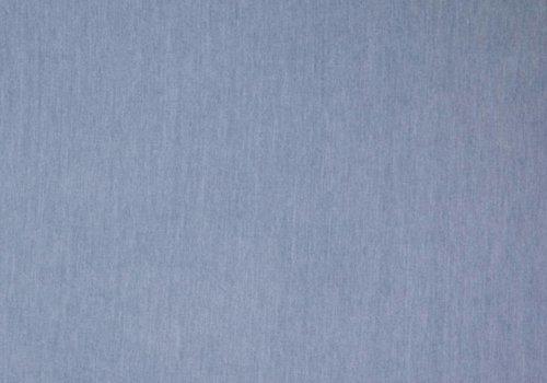 De Stoffenkamer Cotton Jeans Mid blue