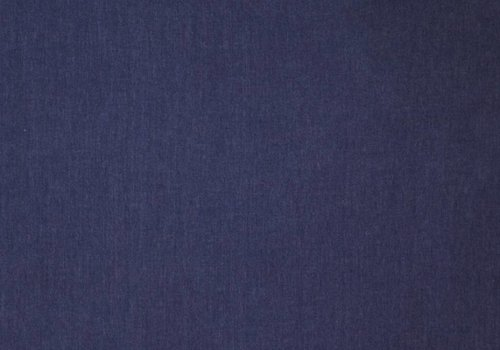 De Stoffenkamer Cotton Jeans Denim blue