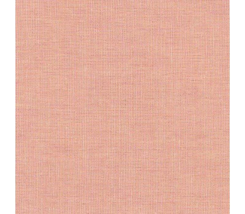 Essex Yarn Dyed metallic Rose