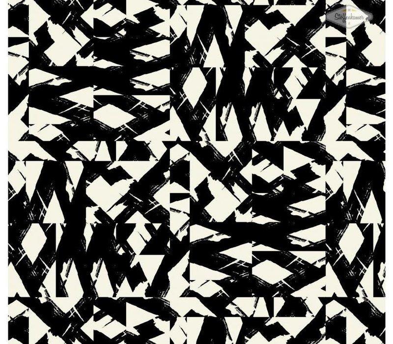 Viscose Swoon monochrome