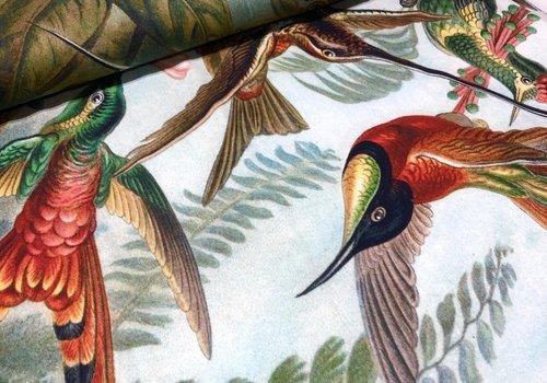 Stenzo Tricot Paneel Birds