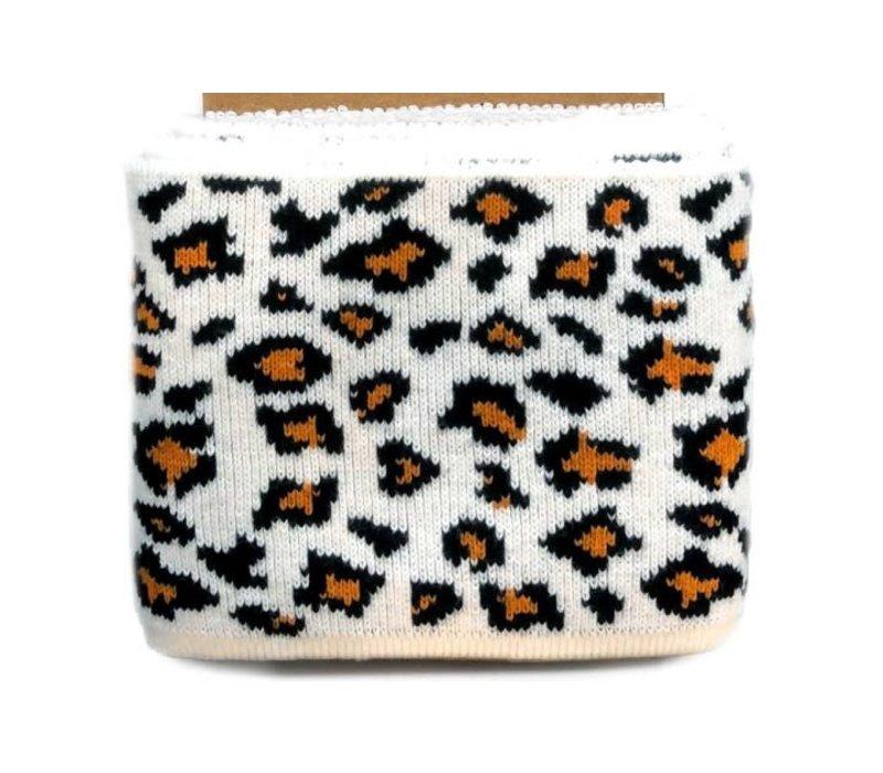 Cuff Me brown Leopard