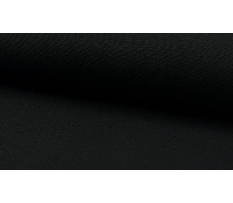 Boordstof 75cm BLACK