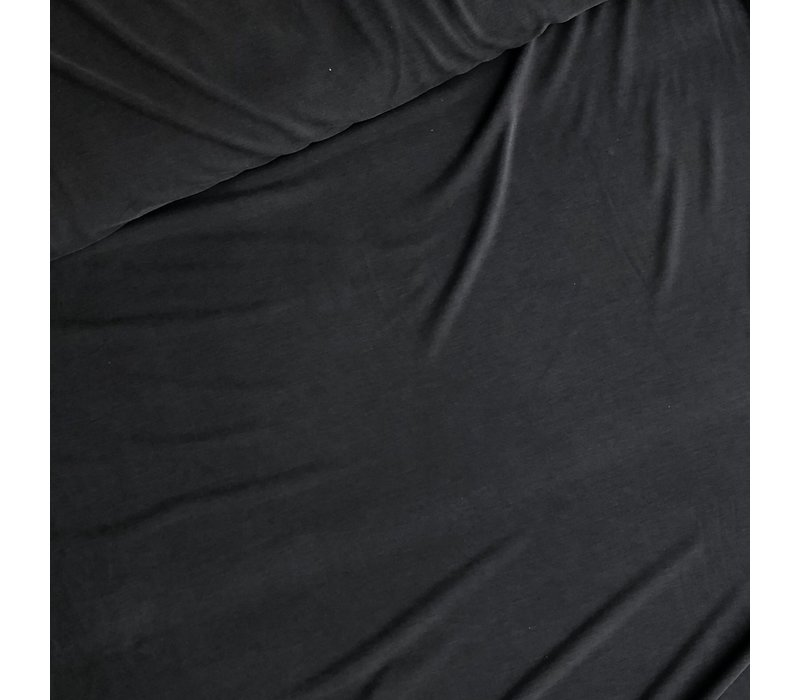 Tencel Tricot Black