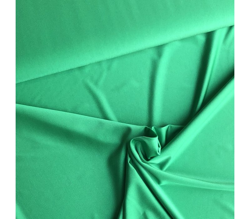 Swimwear Lycra Uni green