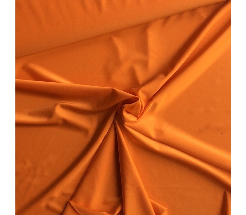 Swimwear Lycra Uni orange