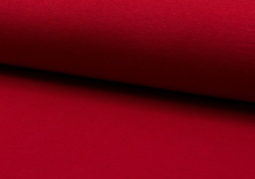 De Stoffenkamer Boordstof 75cm RED