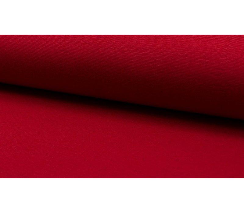 Boordstof 75cm RED