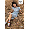 La Maison Victor - editex Viscose Bella jurk  LMV '19