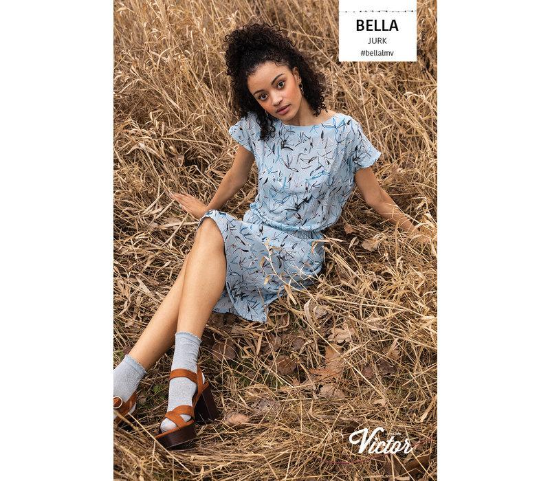Viscose Bella jurk  LMV '19