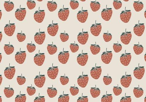 Elvelyckan Strawberries creme
