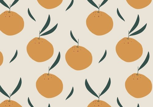 Elvelyckan Oranges creme