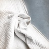 De Stoffenkamer Linen double gauze white