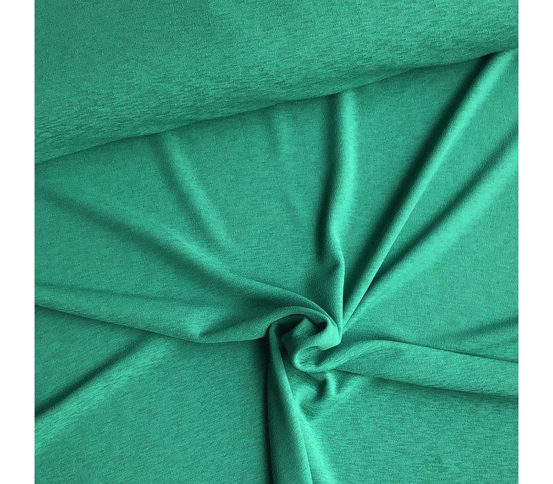 Scuba Crepe structure green den