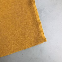Scuba Crepe structure warm yellow