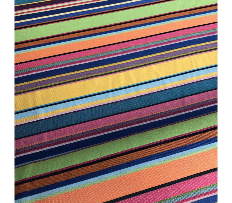 Geweven Canvas Stripes