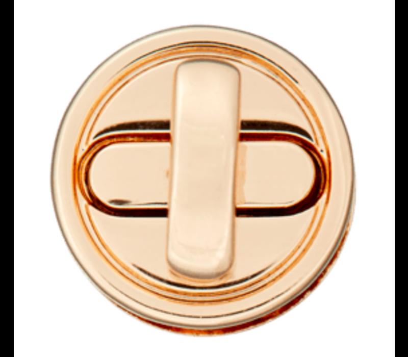 Draaisluiting 20mm goud