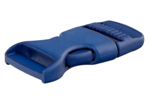 klikgesp blauw 40mm
