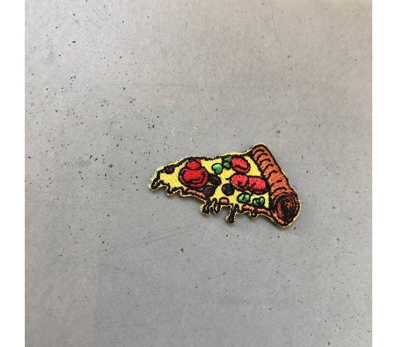 Strijkapplicatie Pizza